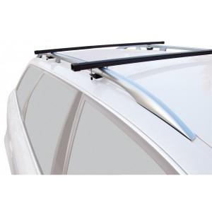 Univerzální střešní nosič - příčník pro vozy s podélnými nosiči (hagusy, podélníky) Octavia, Fabia, Volkswagen, Audi, Bmw, Opel,