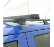Nosiče Škoda Forman combi, Felicia combi, Octavia combi, Fabia combi, Roomster, Superb combi s podélníky černý zamykatelný