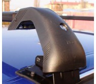 Střešní nosiče pro vůz ŠKODA RAPID - 5D SPACEBACK + SEDAN s ocel tyčí