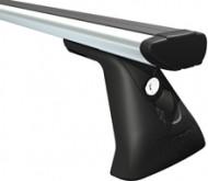 Střešní nosiče pro vůz ŠKODA RAPID - 5D SPACEBACK + SEDAN s ALU tyčí