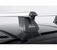 Střešní nosič GV Mazda 2, 3, 5, 6, CX-5, CX-7 ALU zamykatelný