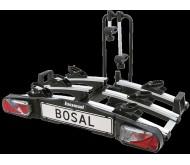 Bosal Traveller III - sklopný, skládací nosič 3 jízdních kol na tažné zařízení