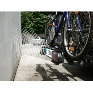 Univerzální parkovací senzory k nosičům kol na tažné zařízení