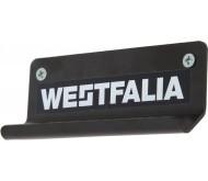 Westfalia Portilo - držák nosičů kol na tažné zařízení k upenění na zeď